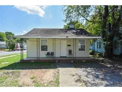 Rock Hill Single Family Home For Sale: 301 Spruce Street S