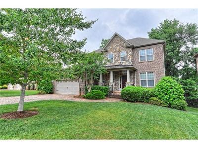 Charlotte Single Family Home For Sale: 5607 Open Book Lane