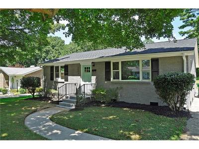 Charlotte Single Family Home For Sale: 3651 Delgany Drive