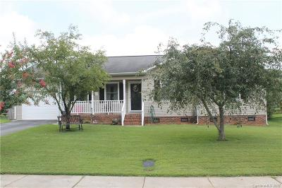 Cabarrus County Single Family Home Under Contract-Show: 801 Sunview Drive NW