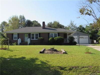 Pageland SC Single Family Home For Sale: $105,000