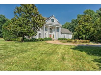 Rowan County Single Family Home For Sale: 2800 Woodleaf Road