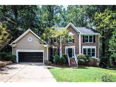 Single Family Home For Sale: 9001 Willow Trace Court