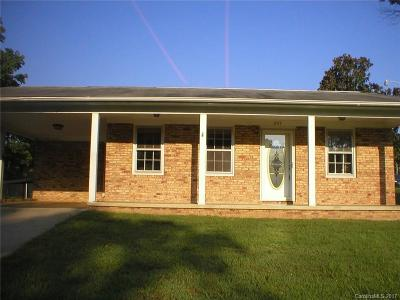 Iredell County Single Family Home For Sale: 347 Wilson Street