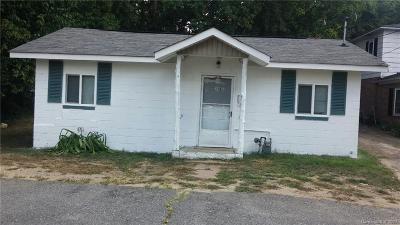 Chester Single Family Home For Sale: 118 (A) Floyd Grant Street