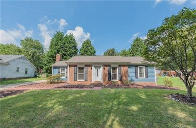 Statesville, Charlotte, Mooresville Single Family Home For Sale: 9130 Glisson Court