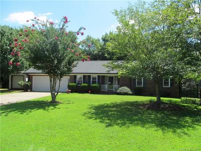Harrisburg, Kannapolis Single Family Home For Sale: 434 Lakeview Drive