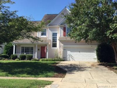 Charlotte Single Family Home For Sale: 11221 Longhedge Lane