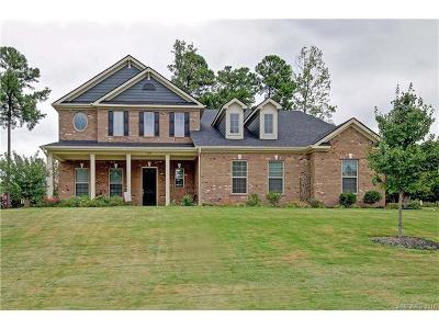 Iredell County Single Family Home For Sale: 107 San Agustin Drive