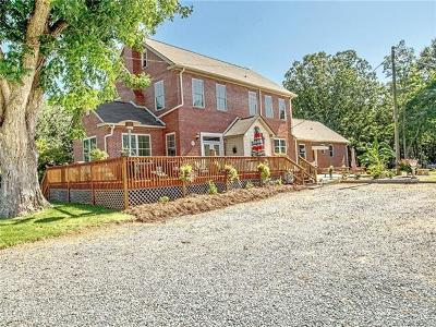 Single Family Home For Sale: 3210 Neely Store Road