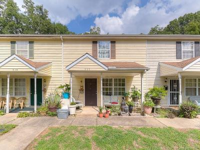 Charlotte Condo/Townhouse For Sale: 317 French Street