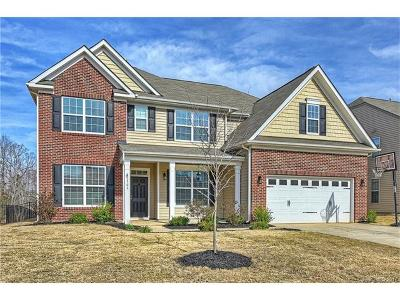 Waxhaw Single Family Home For Sale: 5506 Verrazano Drive