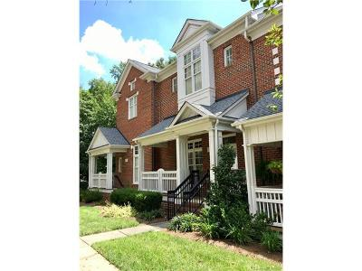 Charlotte Condo/Townhouse For Sale