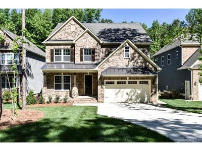 Charlotte NC Single Family Home For Sale: $548,900