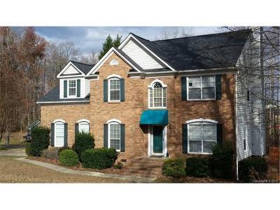 Cornelius Single Family Home For Sale: 8851 Magnolia Estates Drive
