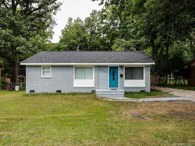 Charlotte Single Family Home For Sale: 4407 N Sharon Amity Road