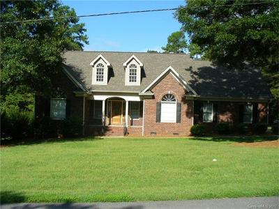 Statesville, Charlotte, Mooresville Single Family Home For Sale: 925 Pine Forest Road