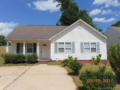 Statesville, Charlotte, Mooresville Single Family Home For Sale: 636 Graham Meadow Drive