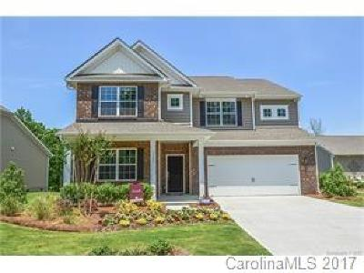 Statesville, Charlotte, Mooresville Single Family Home For Sale: 10402 Ebbets Road #164