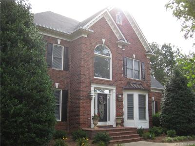 Charlotte Single Family Home For Sale: 5100 Boulware Court