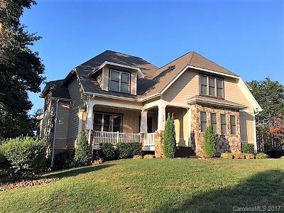 Mooresville Single Family Home For Sale: 104 Tuskarora Point Lane