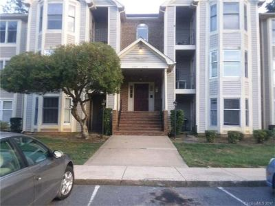 Charlotte Condo/Townhouse For Sale: 6230 Rosecroft Drive