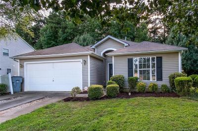 Charlotte NC Single Family Home For Sale: $147,000