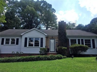 Charlotte NC Single Family Home For Sale: $237,900