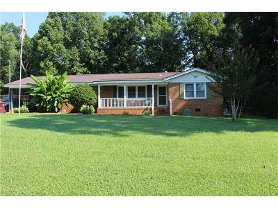 Rowan County Single Family Home For Sale: 160 Faggart Circle