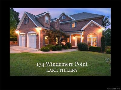 Single Family Home For Sale: 174 Windemere Pointe Drive #29