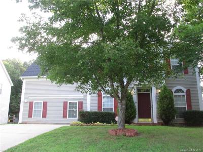 Charlotte Single Family Home For Sale: 5600 Timbertop Lane