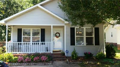 Cabarrus County Single Family Home Under Contract-Show: 1131 SE Timber Place #27