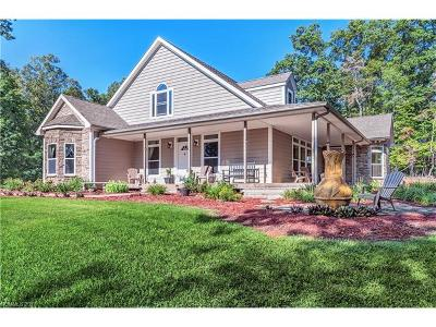 Tryon Single Family Home For Sale: 420 Arlys Lane