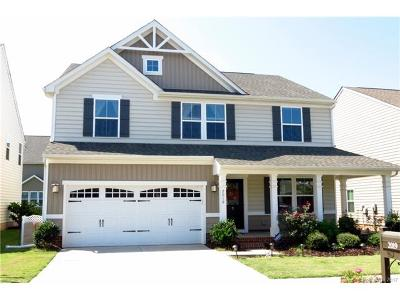 Waxhaw NC Single Family Home For Sale: $309,900