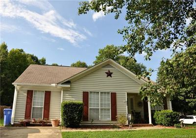 Iredell County Single Family Home For Sale: 809 Rebecca Jane Drive