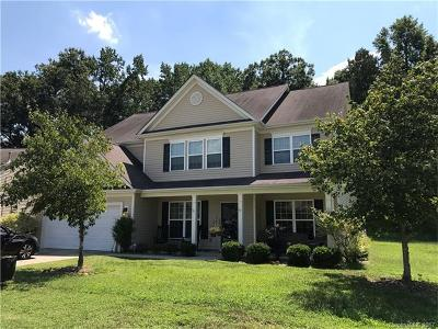 Charlotte Single Family Home For Sale: 8216 Four Sisters Lane