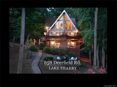 Single Family Home For Sale: 658 Deerfield Road #1
