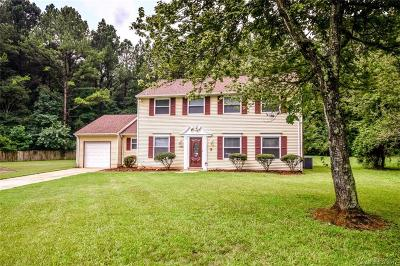 Charlotte NC Single Family Home For Sale: $169,900
