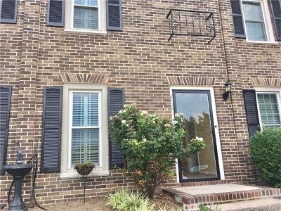 Charlotte Single Family Home For Sale: 8022 Regent Park Lane #8022