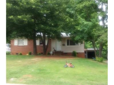 Charlotte NC Single Family Home For Sale: $78,000
