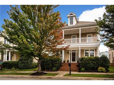 Monteith Park Single Family Home For Sale: 14406 Holly Springs Drive