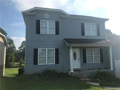 Charlotte NC Single Family Home For Sale: $139,000
