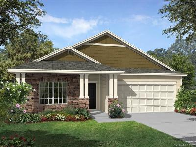 Iredell County Single Family Home For Sale: 121 Willow Valley Drive #Lot 59