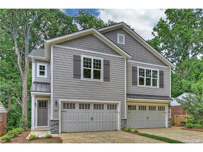 Charlotte NC Condo/Townhouse For Sale: $409,000