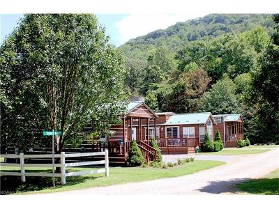 Maggie Valley Multi Family Home For Sale: 5 Tobacco Barn Road