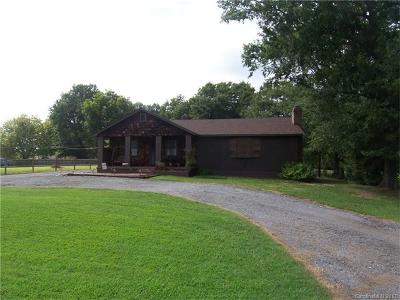 Shelby NC Single Family Home For Sale: $120,000