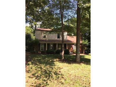 Single Family Home For Sale: 9717 Leeswood Lane #1