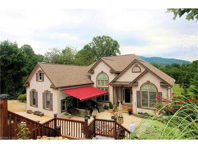Lake Lure Single Family Home For Sale: 244 Knoll Court #9+10