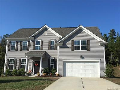Cabarrus County Single Family Home For Sale: 2572 Treeline Drive