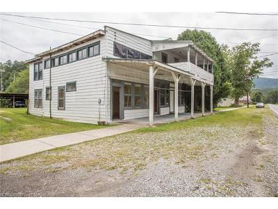 Rosman NC Commercial For Sale: $85,000